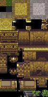 Aztec Interior Tileset