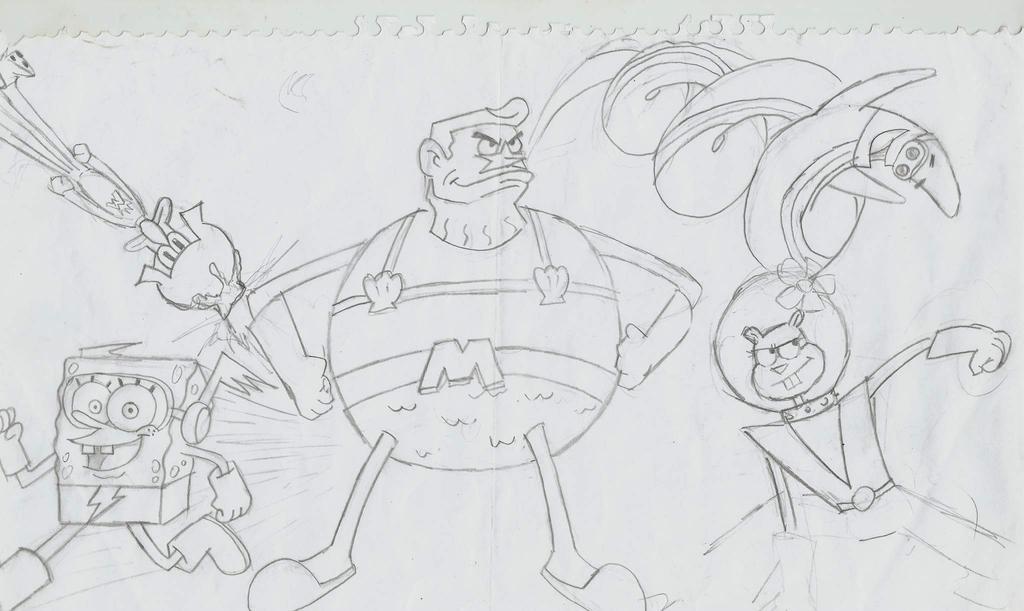 International Justice League of Super Acquittances by Fravec1999