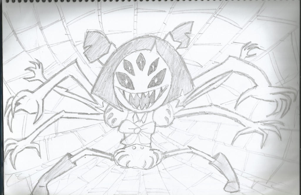 Muffet Strikes by Fravec1999
