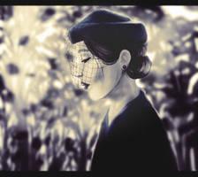 [O.R] The Black Widow Lady by Mirra-Mortas