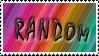 Random Stamp by 321newbie123