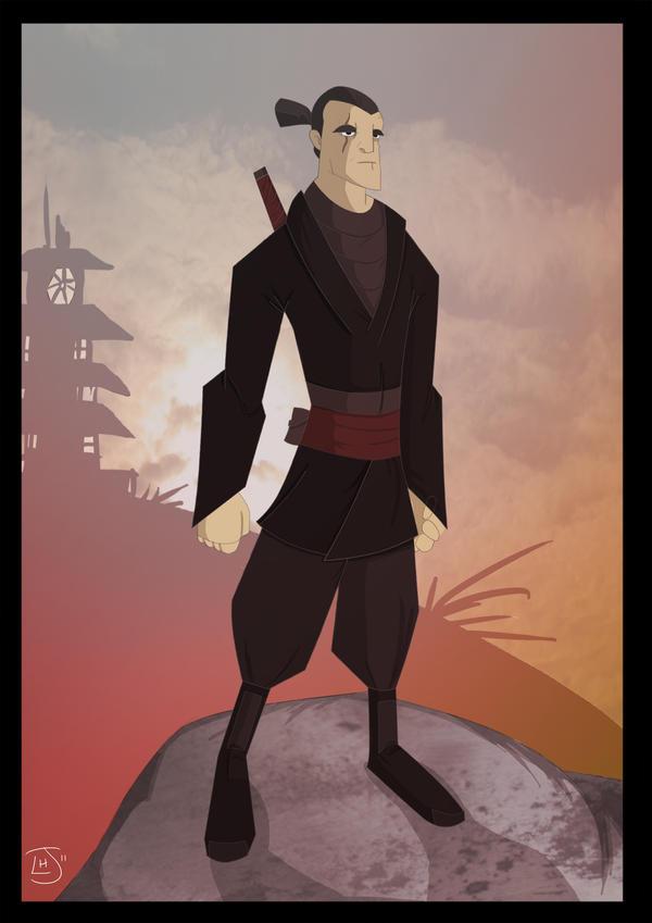 Anakin San by Jambo86