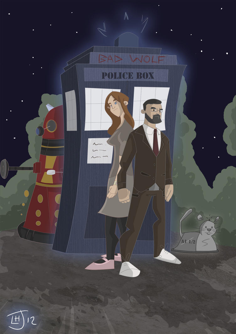 Doctor Whooooooooo by Jambo86