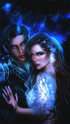 Starfall | Rhys and Feyre