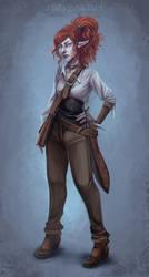 Valoir character art