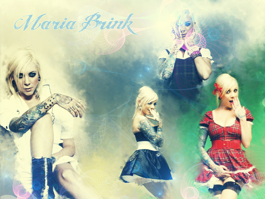 gallery for maria brink wallpaper