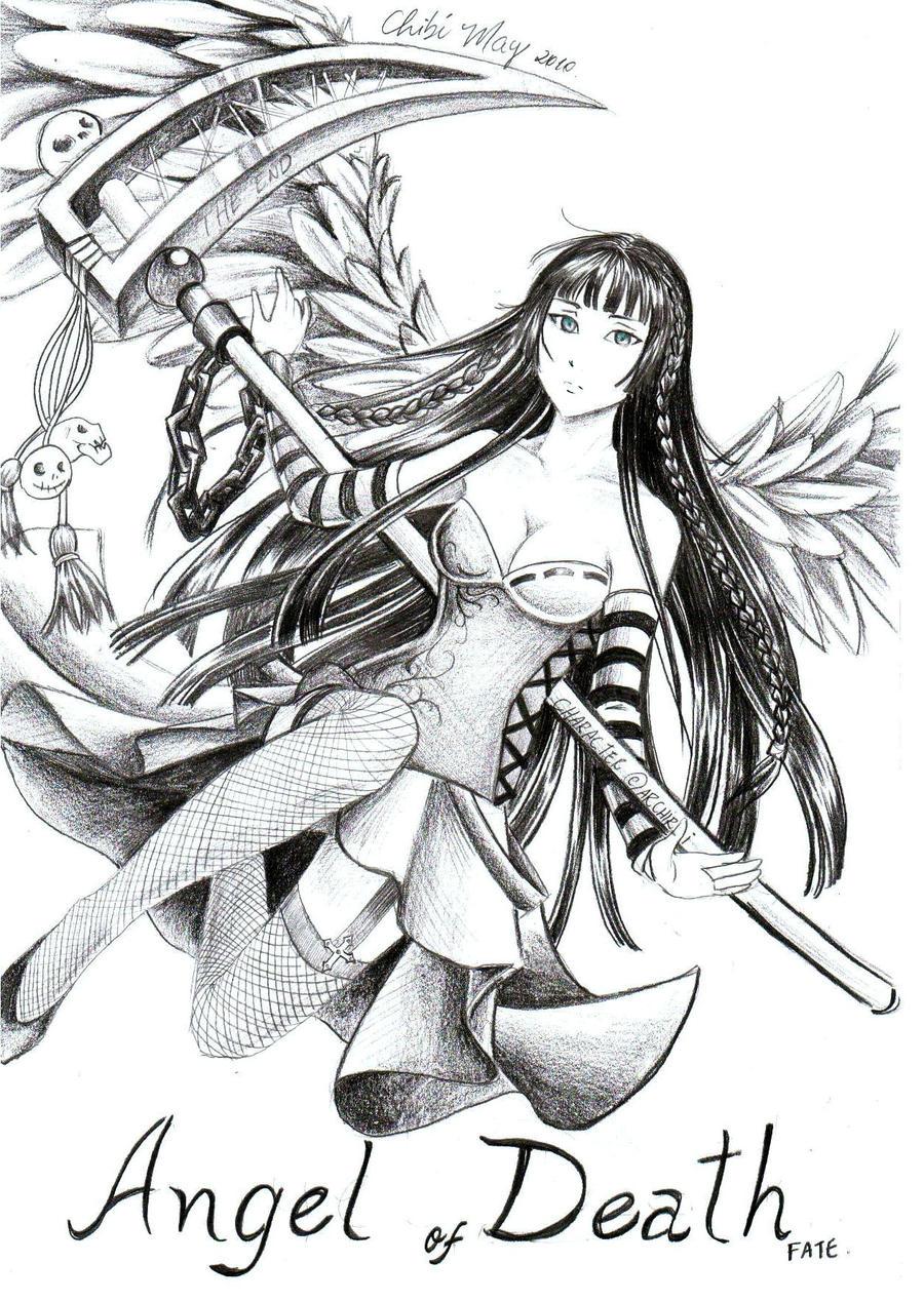 Galeria de desenhos Mayumi (Chibi May) - Página 10 Fate_by_ChibiMay
