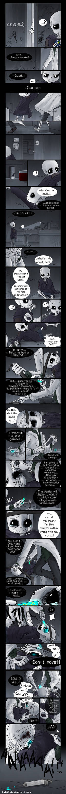 Window to the  Soul (Undertale Comic)