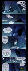 Between Worlds (Undertale Comic) by Tyl95