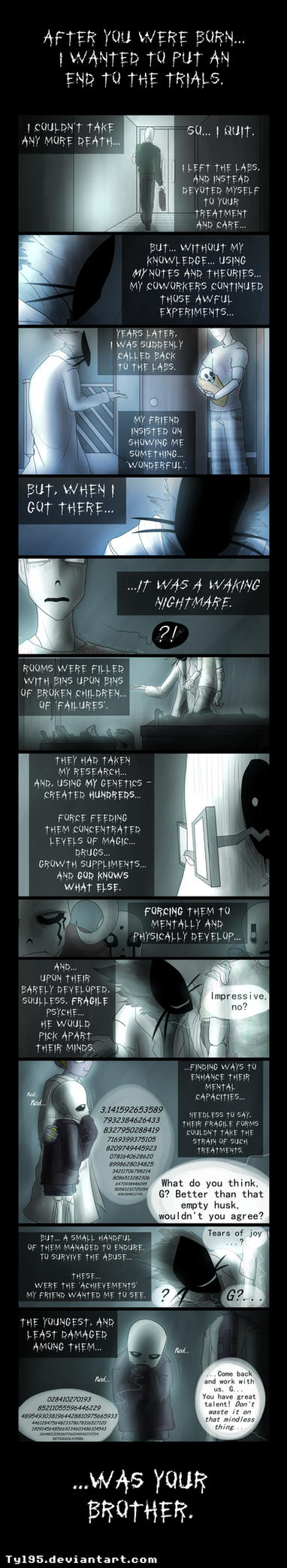 Dust (Undertale Comic) by Tyl95