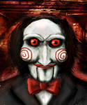 I want to play a game - Saw