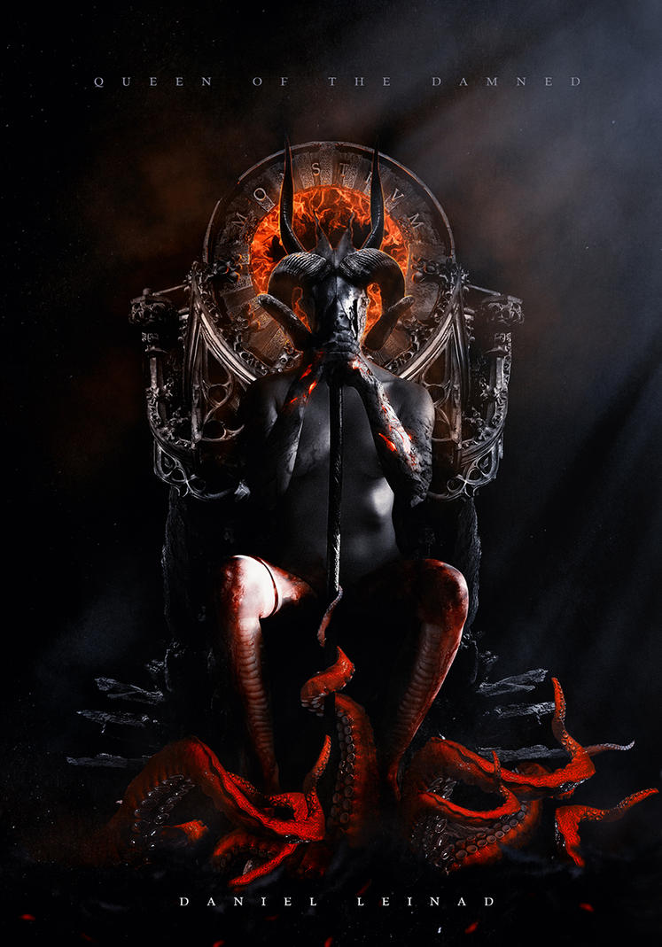 Queen Of The Damned 2 Sml by MorodortheUpyr