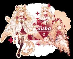 [galatier] aisha by yukibuns
