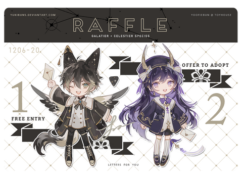 [free raffle] + OTA [pending]!