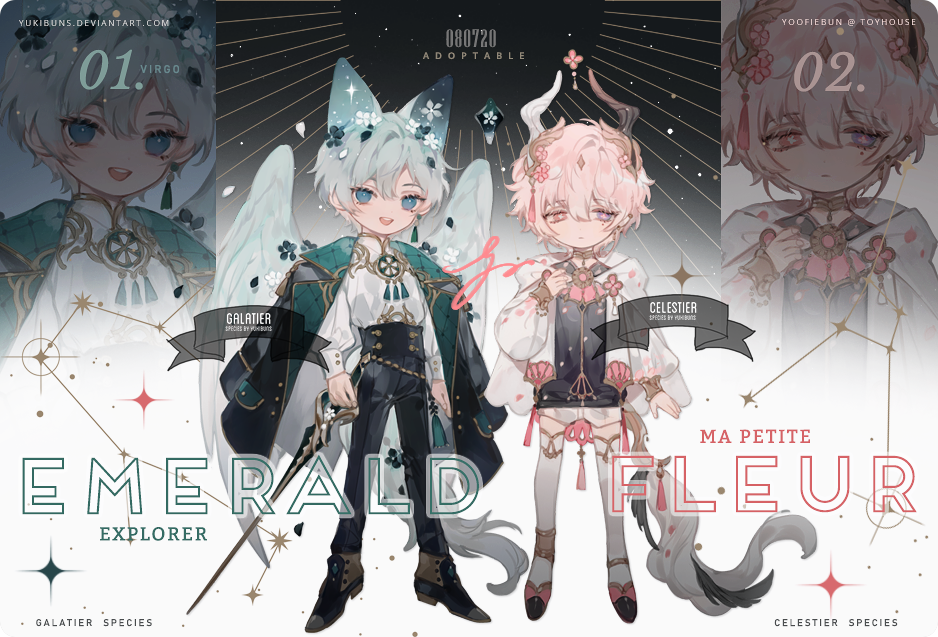 [mixed] auction [closed]!