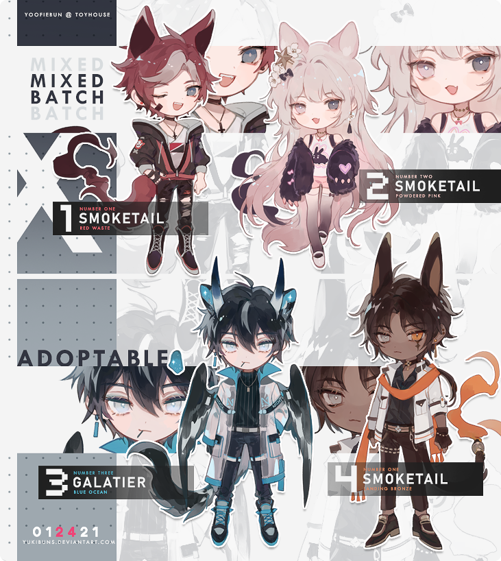 [mixed] variety sale [closed]!