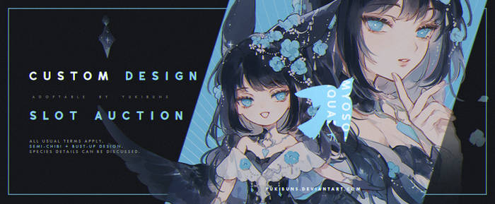 [custom] auction slot [closed]