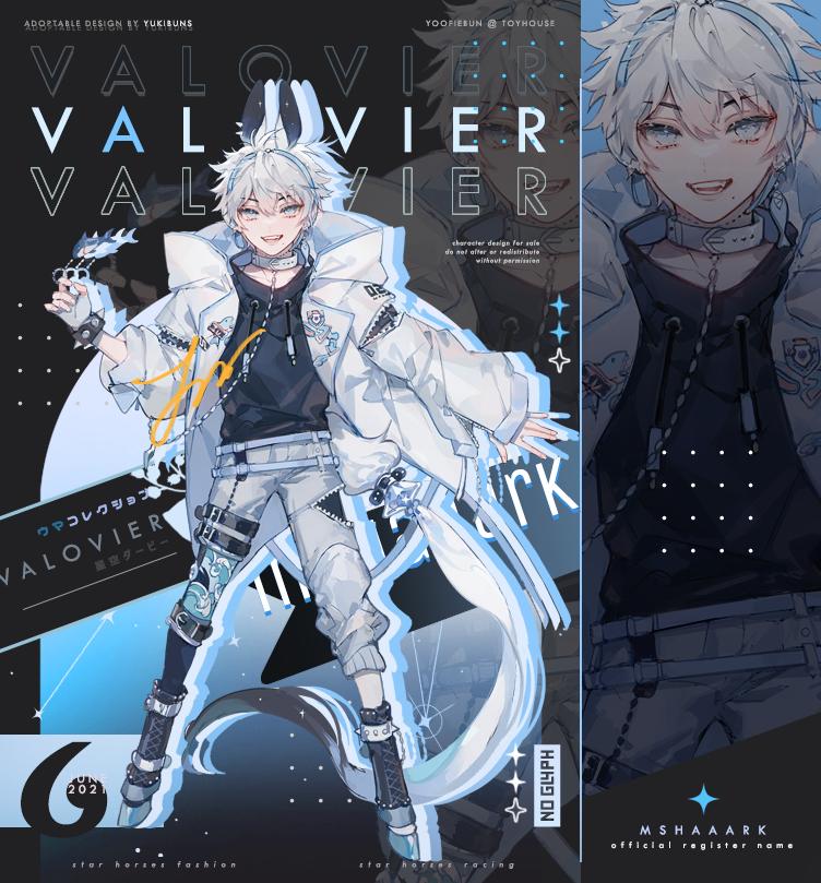 [valovier] auction [closed] !