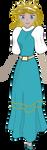 Fairy Tale Dress by Digitante