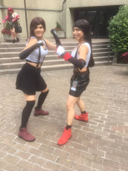 Old and New Tifa