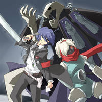 Persona 3 by lyiol