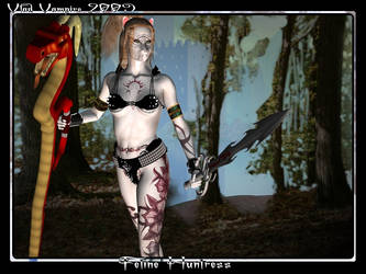 Feline Huntress