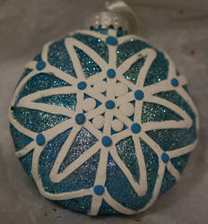 Christmas Ornament 1 by Piebald111