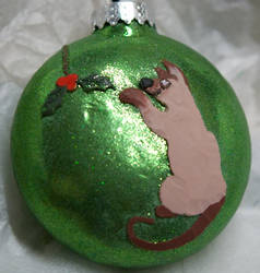 Christmas Ornament 2 by Piebald111