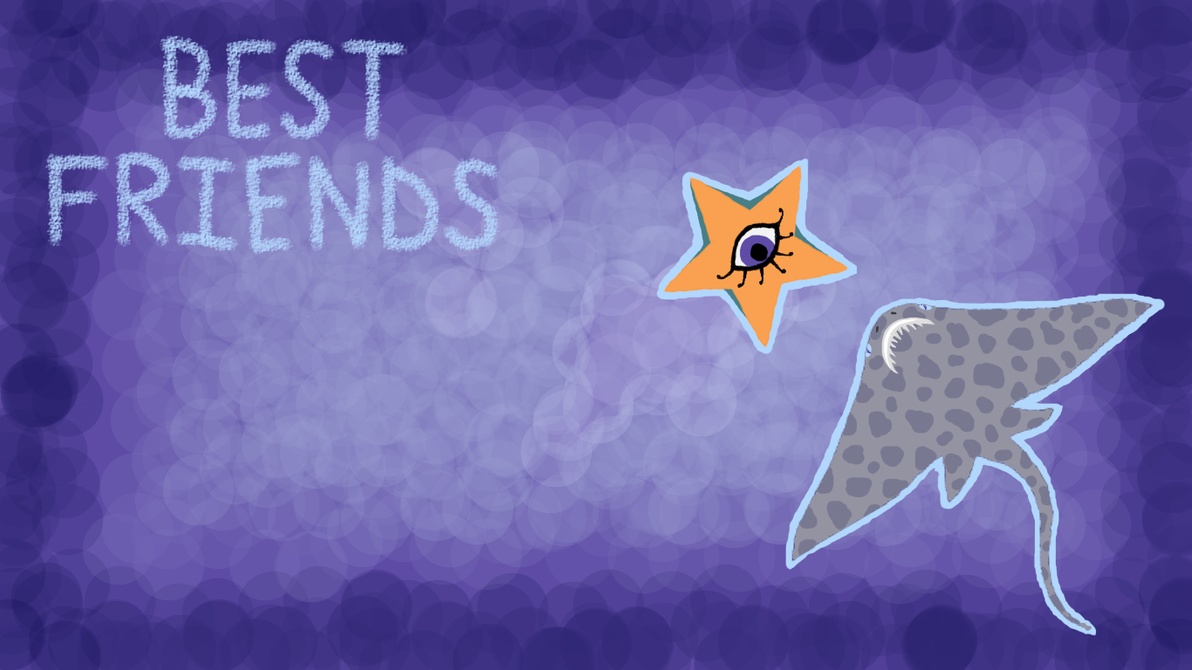 Best Friends Wallpaper By KageTetra ...