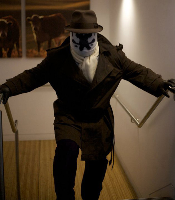 Watchmen gt rorschach plus size costume