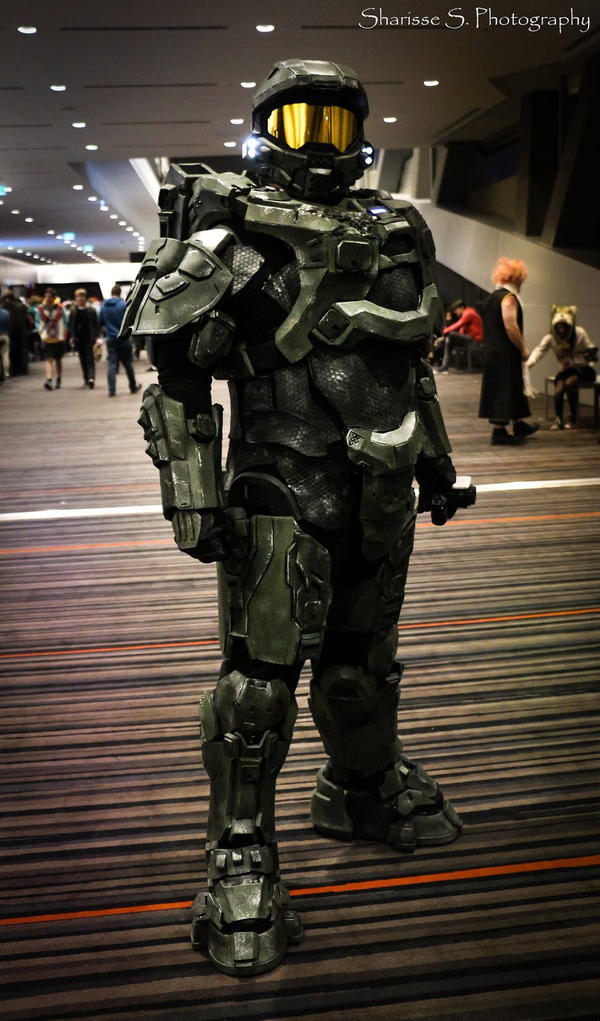 Master Chief u0027Halo 4u0027 cosplay by ... : master chief halo 4 costume  - Germanpascual.Com
