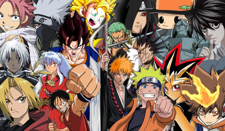 Anime Character 5 : Anime characters by hamzak on deviantart