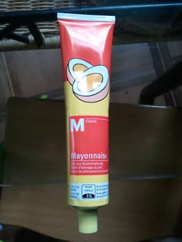 Swiss toothpaste.