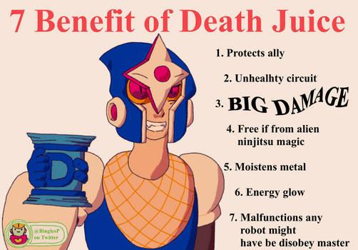 [Twitter Art Dump] 7 Benefit of Death Juice