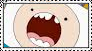 Funny Finn Stamp by Spagooties