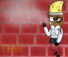 Gangsta Painty by Spagooties