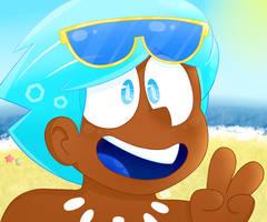 Cookie Run - Soda Cookie by Spagooties