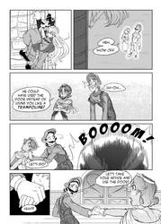 The Candle: A Bowser/Peach Doujin: [Page 98]