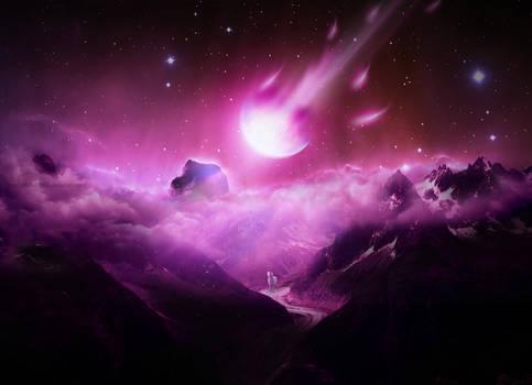 Be falling down: Meteorite 160216