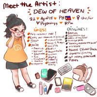Meet The Artist: Dew Of Heaven