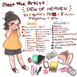 Meet The Artist: Dew Of Heaven by MelonPam