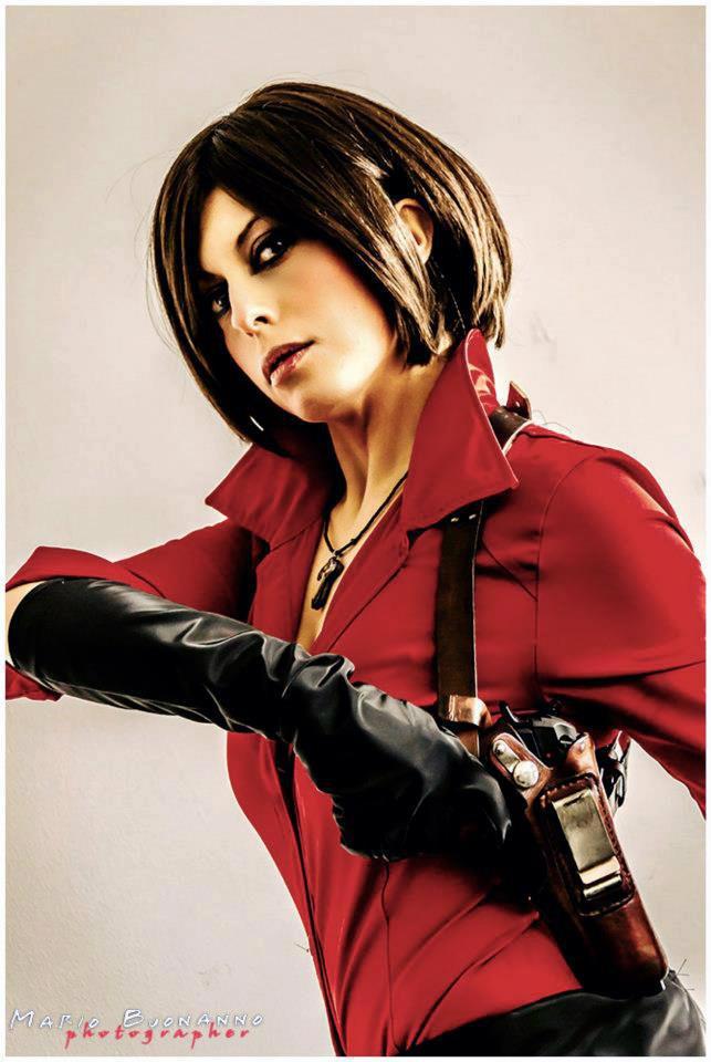 Resident Evil 6/Ada Wong by Qiya on DeviantArt