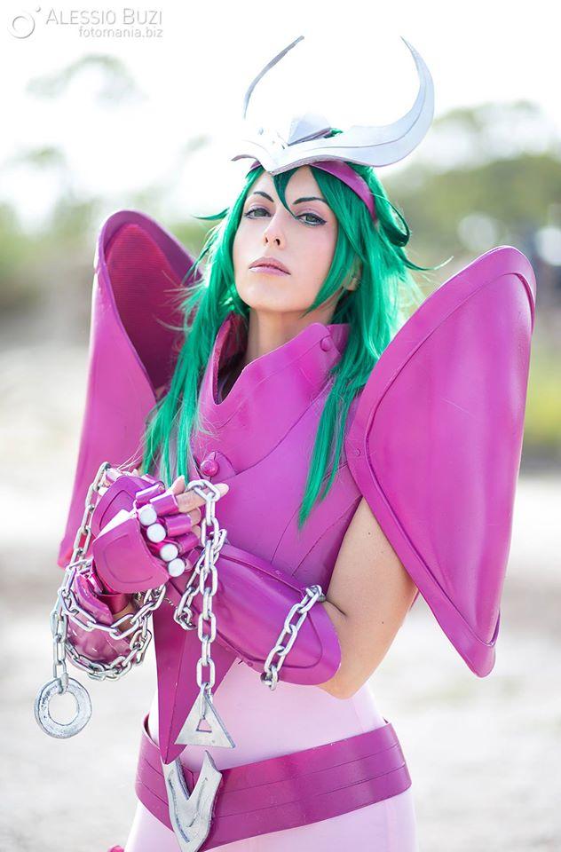 my cosplay andromeda no shun by Michela1987