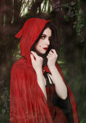 Red Riding Hood by Elphane