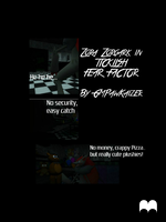 Zora Zoroark in TICKLISH FEAR FACTOR by RaidenTheDeoxys