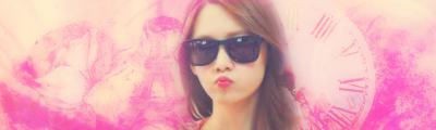 Yoona Pink by kevindesigndumhoi
