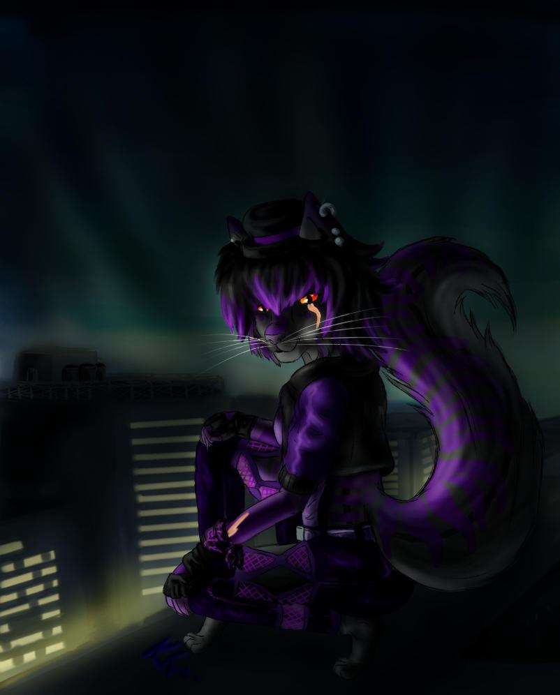 CE: City Lights by Izayoi1265