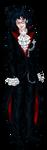 Halloween  Collab   Kenji by Izayoi1265