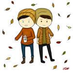Autumny Dan and Phil