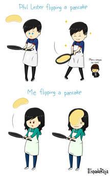 Pancake Phliping